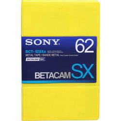 Sony BCT-62SXA Betacam SX Cassette