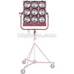 Mole-Richardson Molepar 1K-9KW 9 Light Par Bank