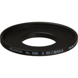 Heliopan 30-55mm Step-Up Ring (#699)