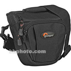 Lowepro Topload Zoom Mini Camera Holster Bag - Black