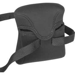 OP/TECH USA Soft Pouch - Bino, Roof Prism Small (Black)
