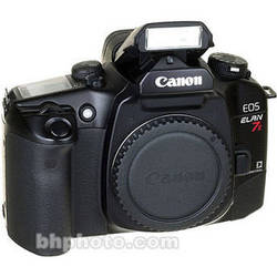 Canon EOS Elan 7E 35mm SLR Autofocus Camera Body