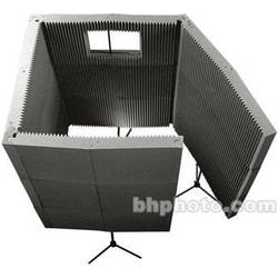 Auralex MAX-Wall 1141 - Portable Recording Booth Kit (Charcoal Gray)