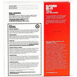 Ilford ID-11 Film Developer