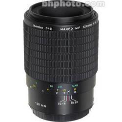 Mamiya 120mm f/4 Macro Lens