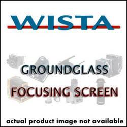 Wista 6x9cm Groundglass with 6x7 Markings
