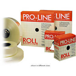 Lineco Proline Roll Film Continuous Roll Sleeving (1000', 3mil Thick)