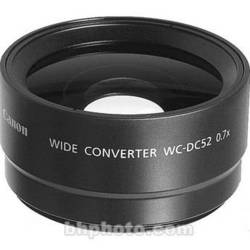 Canon WC-DC52 0.7x Wide-angle Converter Lens