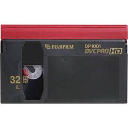 Fujifilm DP1001-32L DVCPRO HD Cassette (Large)