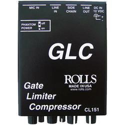 Rolls CL151 Gate and Compressor/Limiter