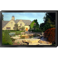 """Draper 253014 ShadowBox Clarion Fixed Projection Screen (90 x 120"""")"""