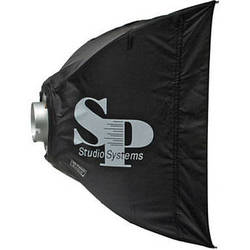 "SP Studio Systems Collapsible EZ Softbox - 22x22"" (55 x 55 cm)"
