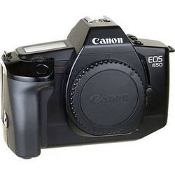Canon EOS 650 35mm SLR Autofocus Camera Body