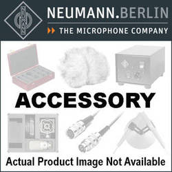 Neumann Aluminum Microphone Briefcase (Without Insert)