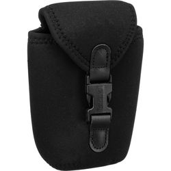 OP/TECH USA Soft Photo/Electronics Wide Body Pouch, Medium (Black)
