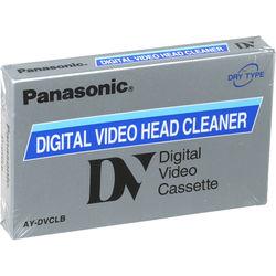 Panasonic AY-DVCLB Full Size DV Cleaning Cassette