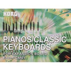 Korg FMC-PCM01 - PCM Expansion Board for PA-80