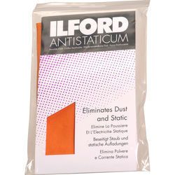 Ilford Antistaticum Anti-Static Cloth - 13 x 13""