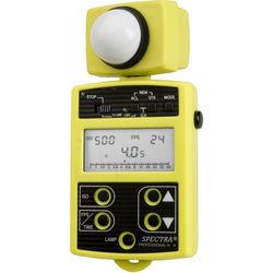 Spectra Cine Professional IV-A Digital Exposure Meter (Yellow)