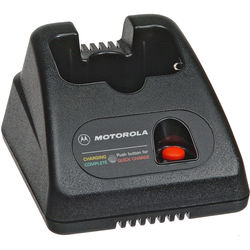 Motorola HTN-9013 Drop In Rapid Desktop Charging Tray (3 Hour) - for HP Series Radios