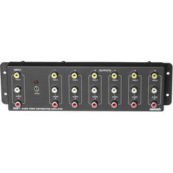 TecNec AV61 Distribution Amplfier