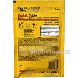Kodak Dektol Developer for Black and White Paper - Makes 1 Liter