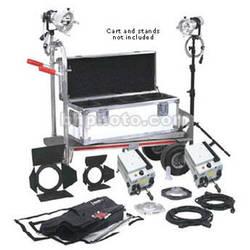 K 5600 Lighting Joker-Bug 200/400W HMI PAR AC News Kit (90-265VAC,14-30V DC)