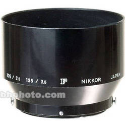 "Nikon Lens Hood for ""F"" 105mm f/2.5 and 135mm f/3.5 Lenses"