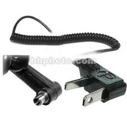 """Paramount Sync Cord, Hasselblad """"C"""" Lens to Household - Coiled - 5'"""