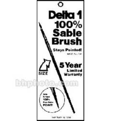 """Delta 1 Kolinsky 100% Sable Retouch Brush (""""00000"""")"""