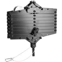 Delta 1 Scissor Lift with Trolley