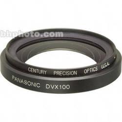 Century Precision Optics VS-06WA-DVX 0.6X Wide Angle Adapter Lens for Panasonic AG-DVX100 Camcorder