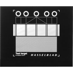 Hasselblad Focus Calibration Sheet for Flextight 646