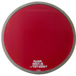 "Kodak GBX-2 Dark Red Safelight Filter 5.5"""