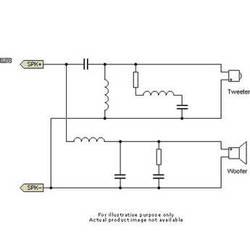 JBL MTC-210T - Mono Network Passive Crossover