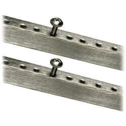 """Winsted 84245 Rack Rail with Tapped Holes 24.5"""" (622.3mm)"""