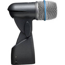 Shure BETA 56A - Super Cardioid Instrument Microphone