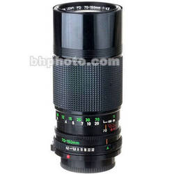 Canon Zoom Telephoto 70-150mm f/4.5 FD Manual Focus Lens