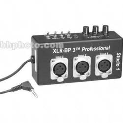 Studio 1 Productions XLR-BP3 Pro - Belt Clip XLR Adapter with