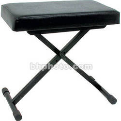 QuikLok BX-8 Height Adjustable Small Bench with Thick Cushion