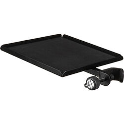 QuikLok Clamp-On Utility Tray (Black)