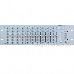 Alesis MULTIMIX 12R Rack Mountable 10-Channel, 12-Input Mixer