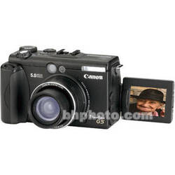 Canon PowerShot G5 Digital Camera