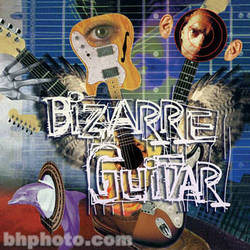 ILIO Bizarre Guitar (Roland) with Groove Control and Audio CD