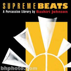 ILIO Sample CD: Supreme Beats African/Contemporary (Roland)