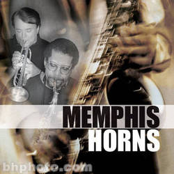 ILIO Sample CD: Memphis Horns (Akai) with Audio CDs