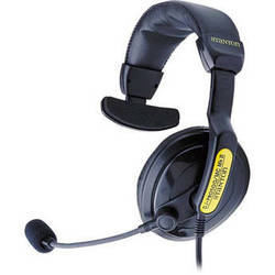 Stanton DJ-P500MCMKII Single Ear DJ Headset with Mic