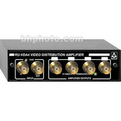 RDL RU-VDA4 1x4 Composite Video Distribution Amplifier