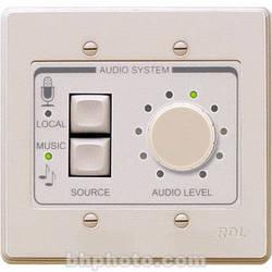 RDL RCX-2 - Wall-Mount Rotary Room Control for RCX-5CM (Neutral)