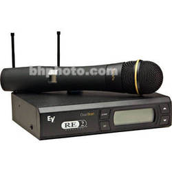Electro-Voice RE-2 Wireless UHF Microphone System